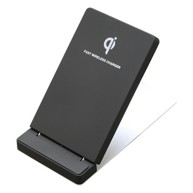 角度自在 Qiワイヤレス充電スタンド01 10W